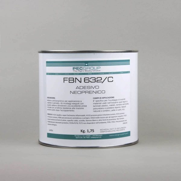 Adesivo neoprenico FBN632/C 1,75kg