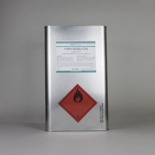 Adesivo neoprenico a spruzzo FBN632/CS 15kg