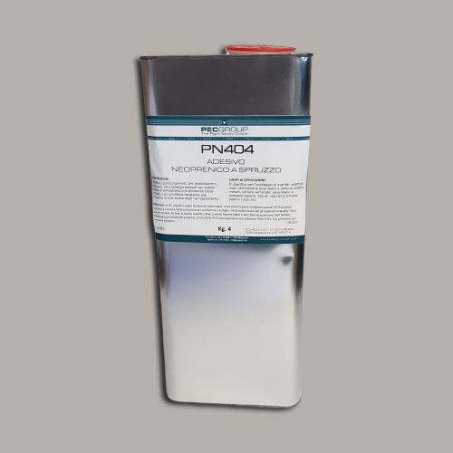 Adesivo neoprenico a spruzzo PN404 4kg