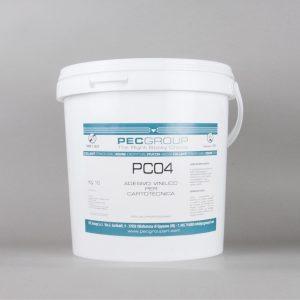 Adesivo vinilico per cartotecnica PC04 10kg