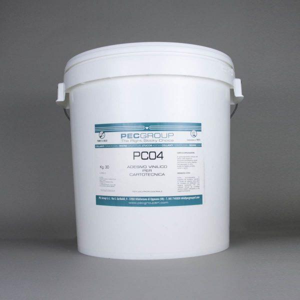Adesivo vinilico per cartotecnica PC04 30kg