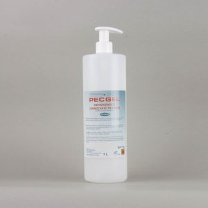 Pec gel lavamani, tappo pompa dispenser 500ml