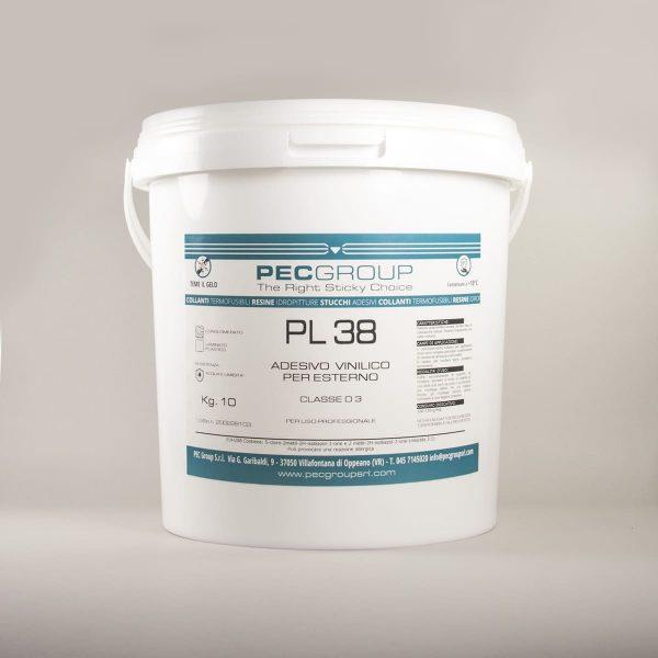Colla vinilica PL38 10kg