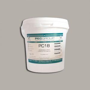 Adesivo vinilico per cartotecnica PC18 10kg