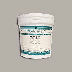 Adesivo vinilico per cartotecnica PC18 5kg