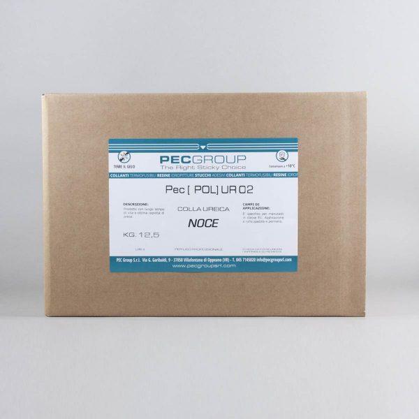 Colla ureica PEC [POL] UR02 Noce 12,5kg